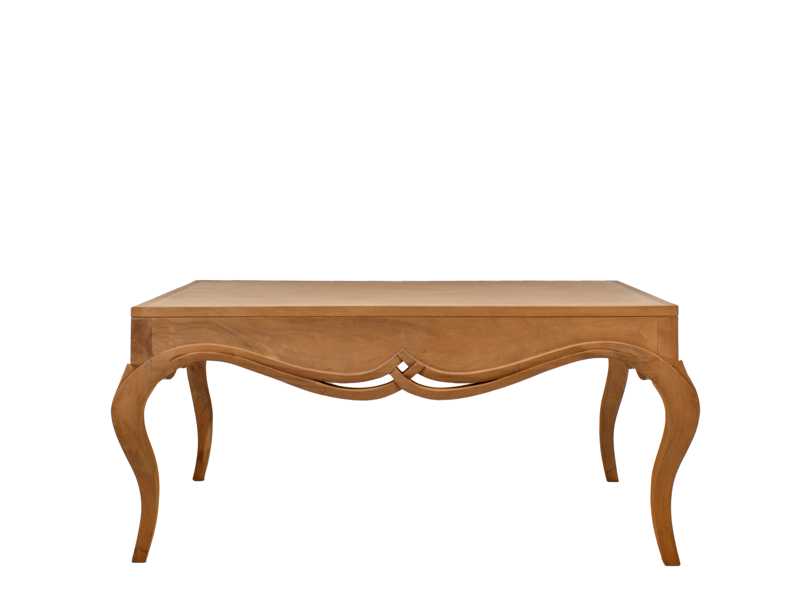 French Rectangular Coffee Table Hidden Mill