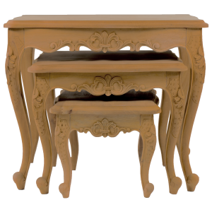 French Nest of Tables