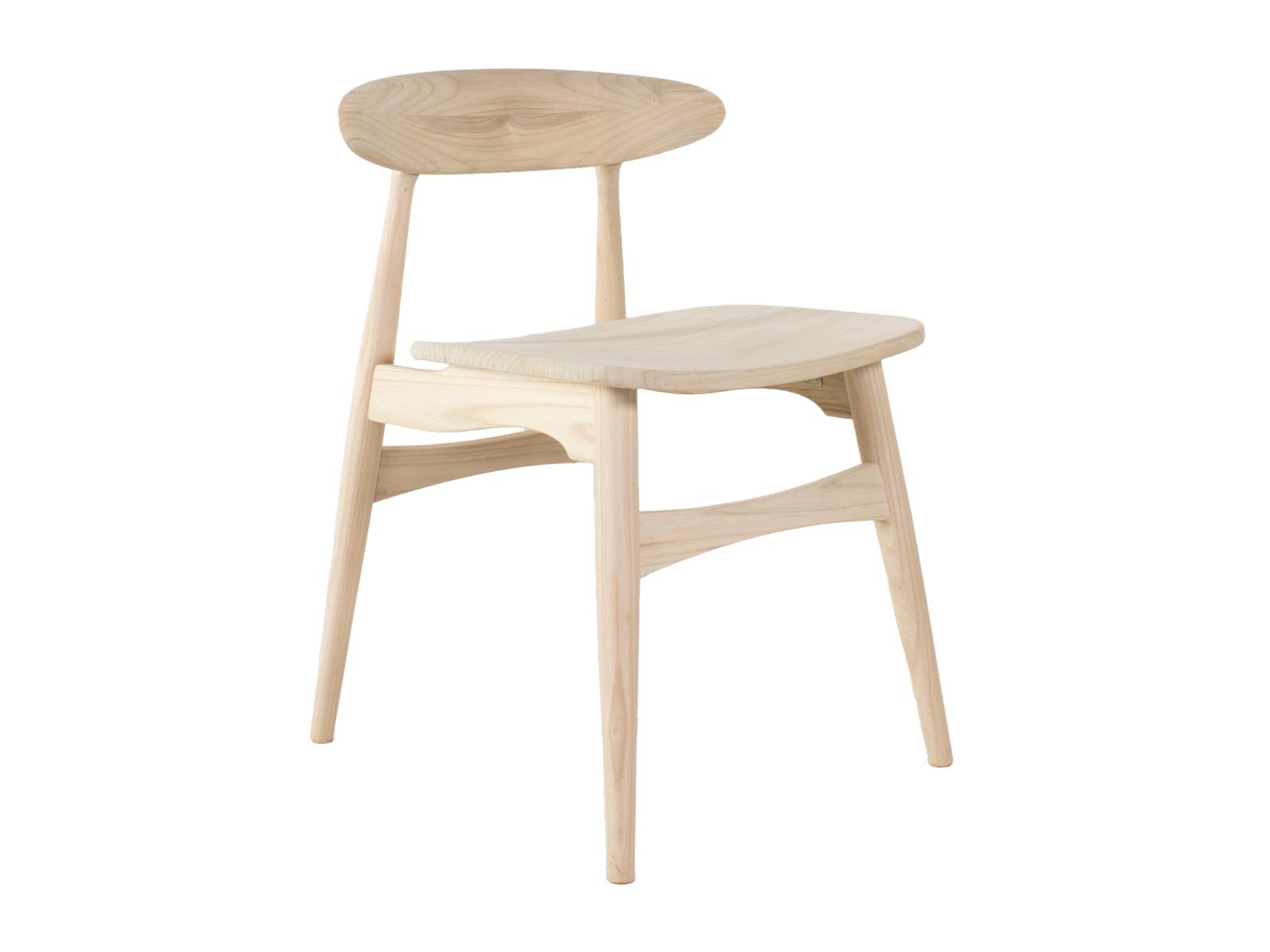 Scandi Chair Curved Back