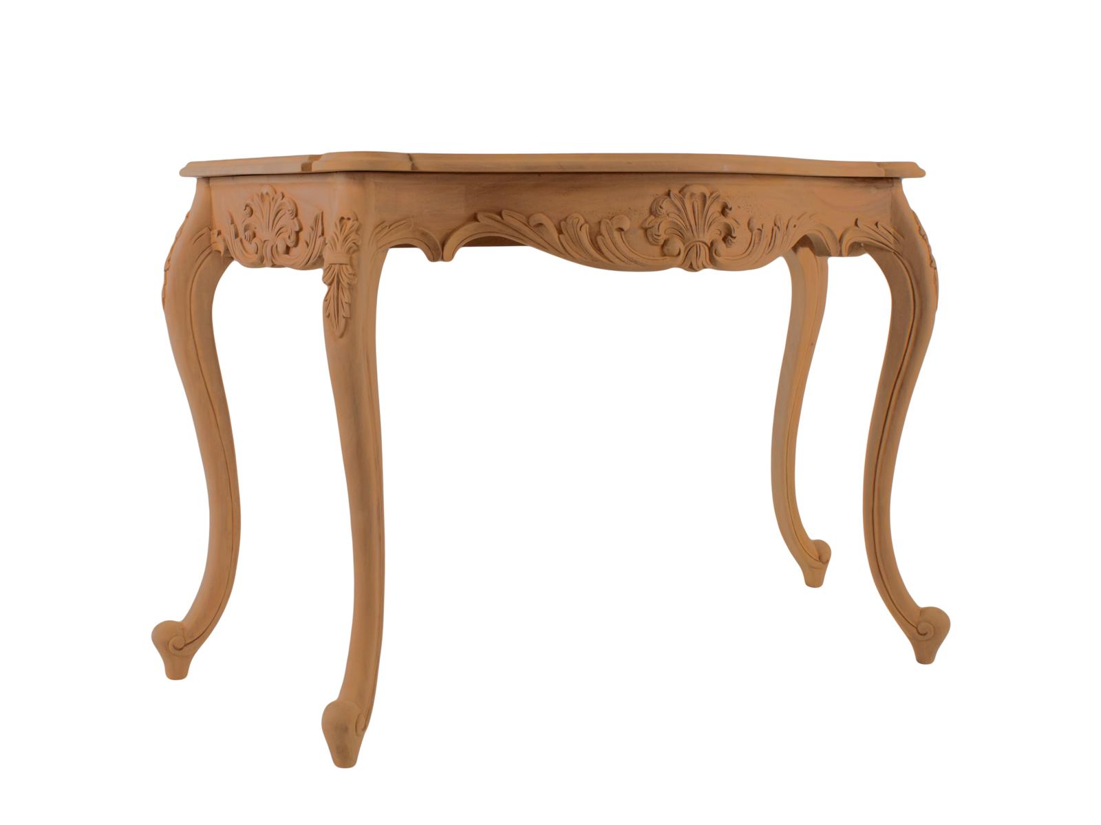 Serpentine Hall Table