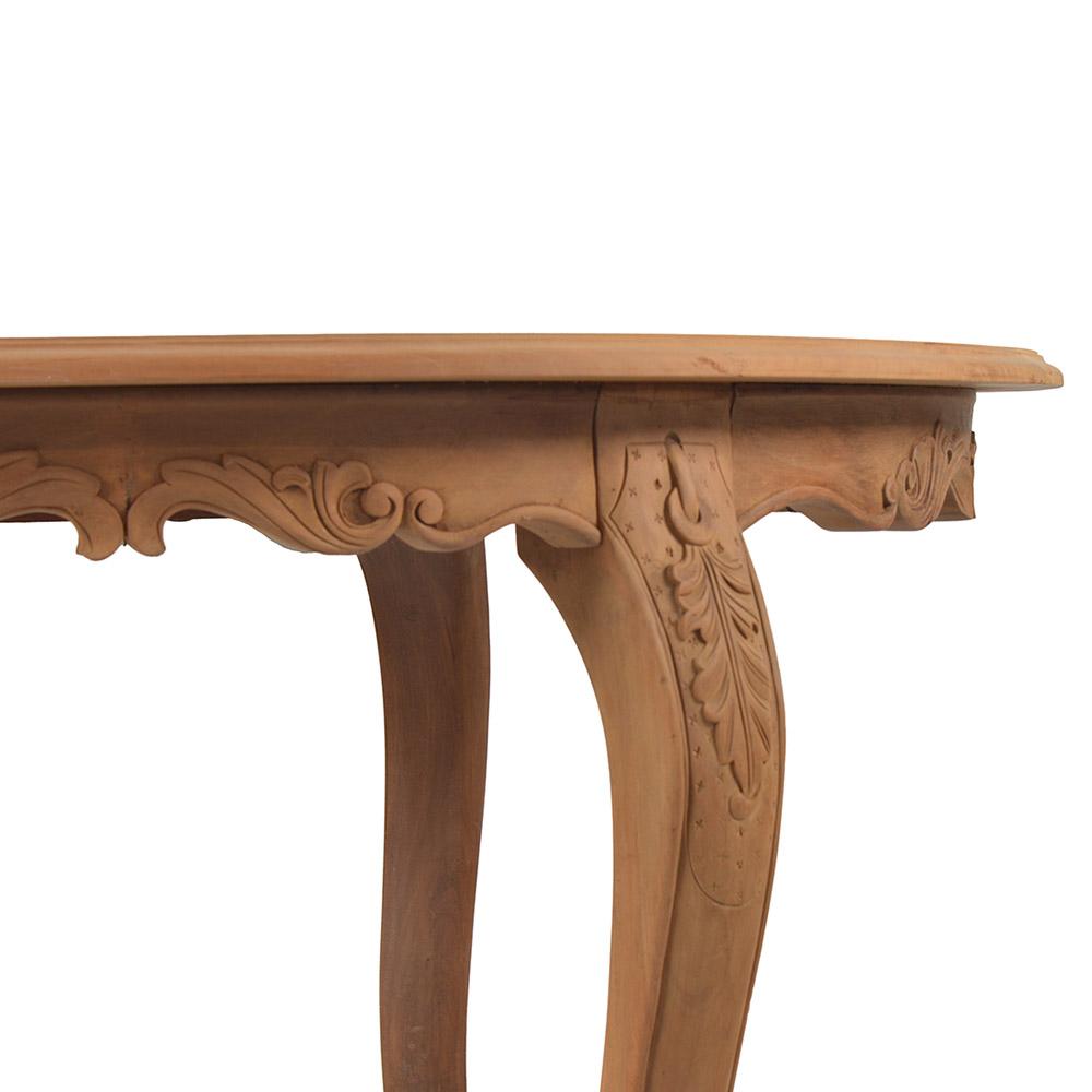 French oval dining table - French Oval Dining Table