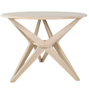 Scandi Dining Table Round