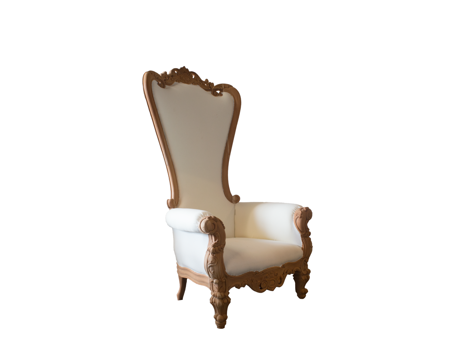 Baroque Throne